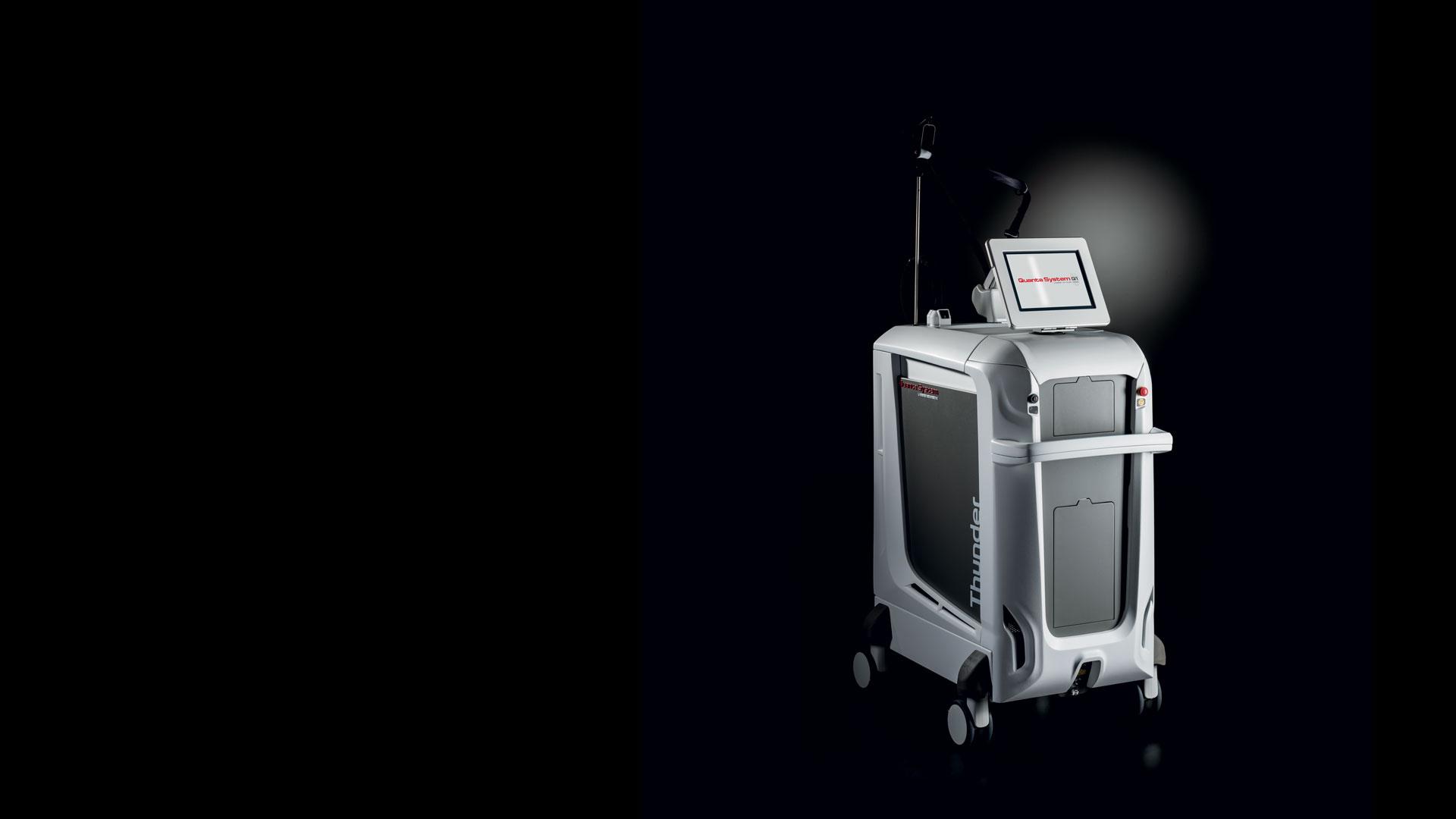Sistema laser Thunder MT - massima potenza per i migliori risultati