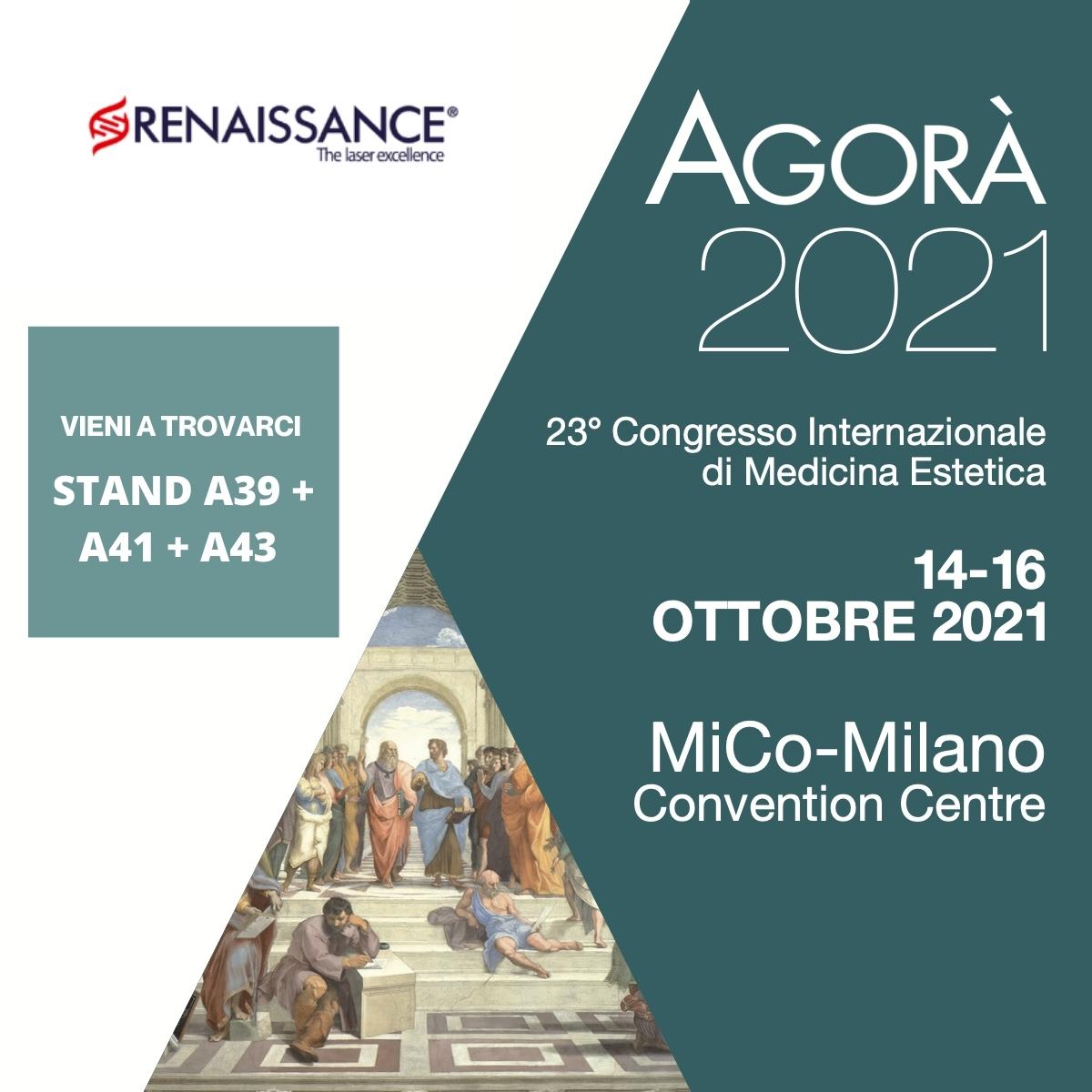 Agorà Milano 2021